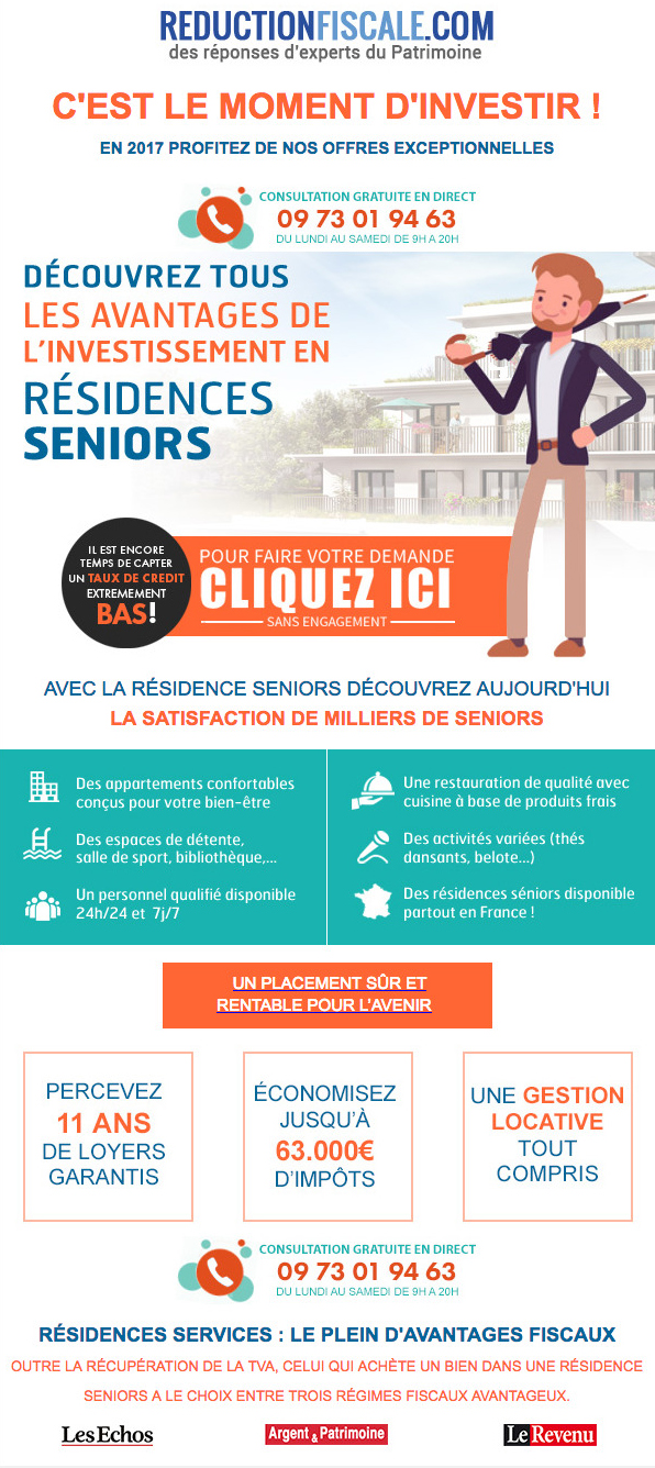 leads                          defiscalisation immobiliere